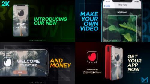 Udemy - Modern mobile app promo