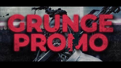 Udemy - Grunge Neon Promo
