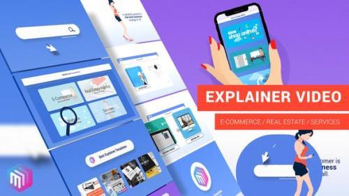 Udemy - Explainer Video | Online Shop, Real Estate, Website, Services