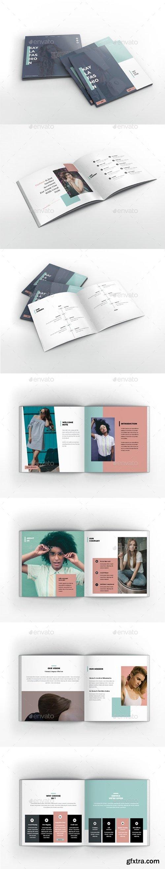 GraphicRiver - Kayla Fashion Square Brochure 24231577