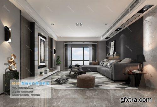 Modern Style Livingroom 35 (2019)