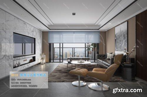 Modern Style Livingroom 36 (2019)
