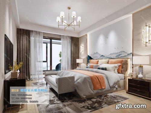 Modern Style Bedroom 51 (2019)