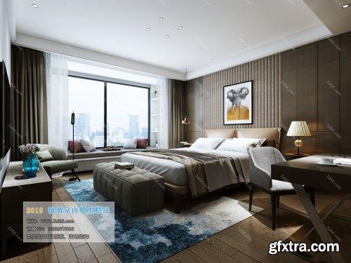 Modern Style Bedroom 52 (2019)