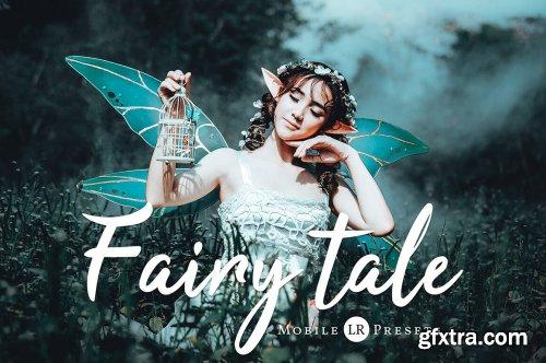 Fairytale Mobile and Desktop Lightroom Presets