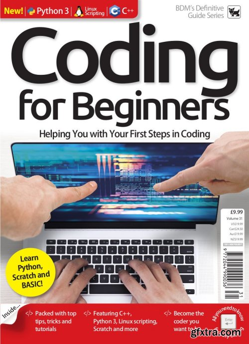 BDM's Series: Coding for Beginners – Vol 31 2019