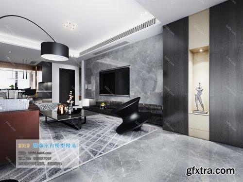 Modern Style Livingroom 39 (2019)