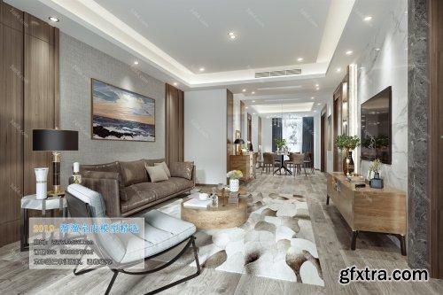 Modern Style Livingroom 40 (2019)