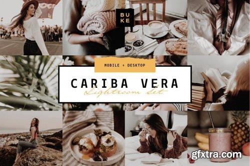 CreativeMarket - Cariba Vera Lightroom Preset Pack 3957648
