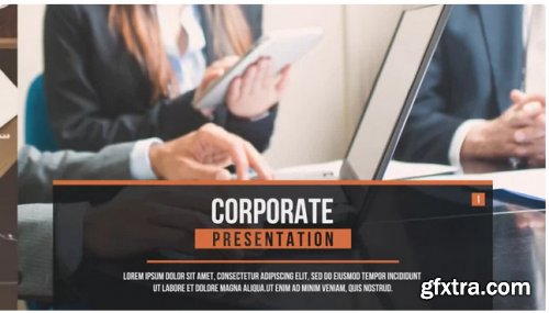 Corporate Slides IV - After Effects 275486