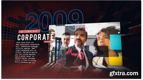 Techno Corporate Slideshow - After Effects 274339