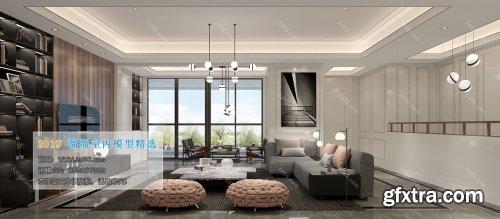 Modern Style Livingroom 44 (2019)