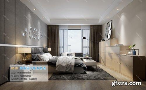 Modern Style Bedroom 55 (2019)