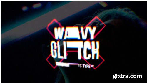 Wavy Chromatics Titles - After Effects 275445