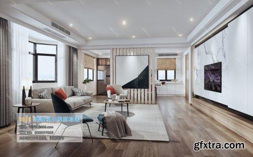 Modern Style Livingroom 46 (2019)