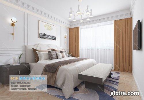 Modern Style Bedroom 58 (2019)