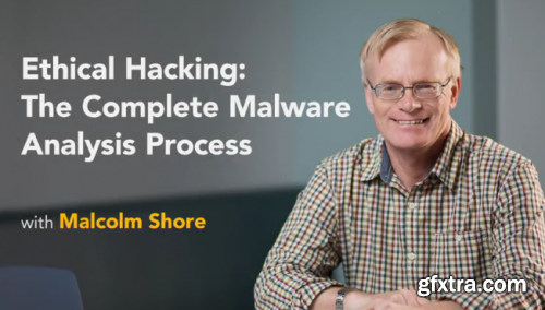 Lynda - Ethical Hacking: The Complete Malware Analysis Process