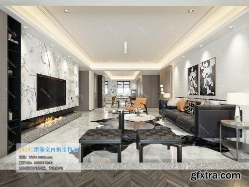 Modern Style Livingroom 47 (2019)