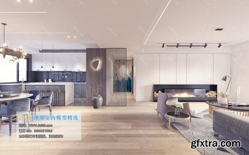 Modern Style Livingroom 48 (2019)