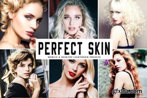 CreativeMarket - Perfect Skin Lightroom Presets 4025916