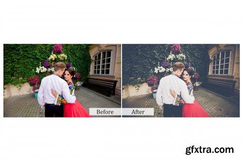 CreativeMarket - 65 Romantic Photoshop Actions 3934880