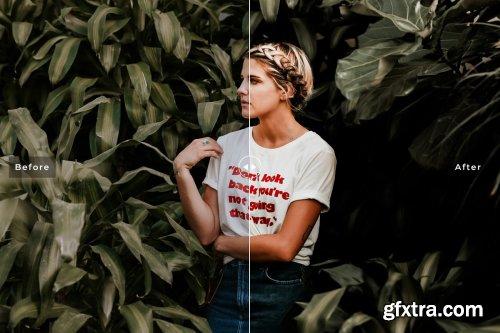 CreativeMarket - Botanical Mobile & Desktop Lightroom Presets 4026083