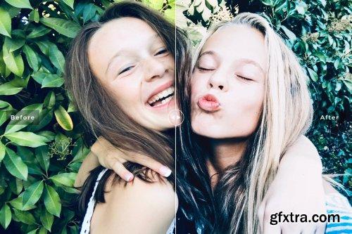 CreativeMarket - Selfie Filters Lightroom Presets 4032294