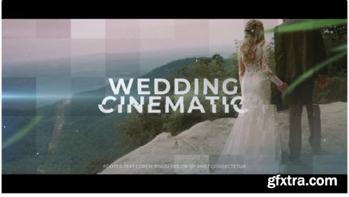 Wedding Cinematic Promo - Premiere Pro Templates 276249