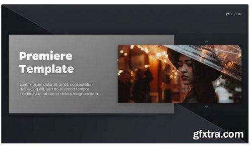 Elegant Corporate - Clean Presentation - Premiere Pro Templates 275551