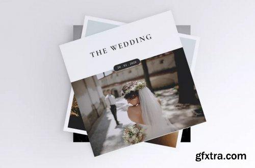 Wedding Minimal Social Media
