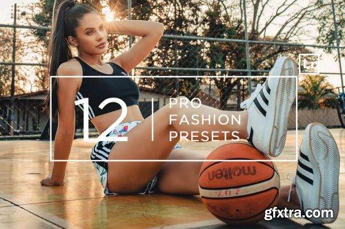GraphicRiver - 12 Pro Fashion Presets