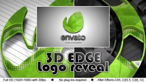 Udemy - 3D Edge Logo Reveal