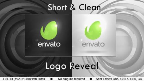 Udemy - Short & Clean Logo Reveal