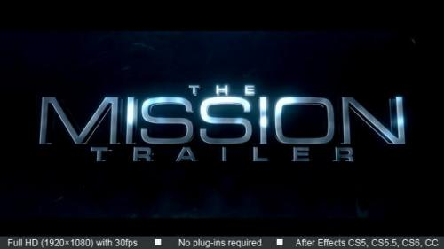 Udemy - Mission Trailer