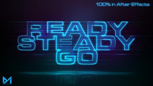 Udemy - Title Trailer (Ready Steady Go)