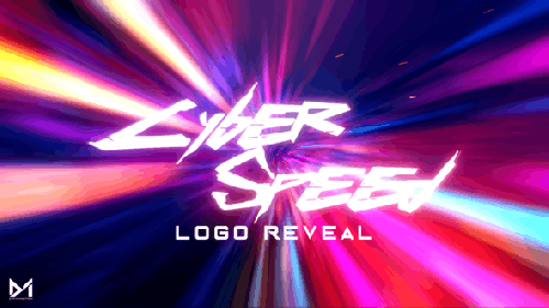Udemy - Cyber Speed Logo Reveal