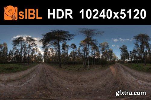 Hdri Hub - HDR Pack 001 Meadow 69$