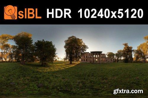 Hdri Hub - HDR Pack 002 Ruin 49$