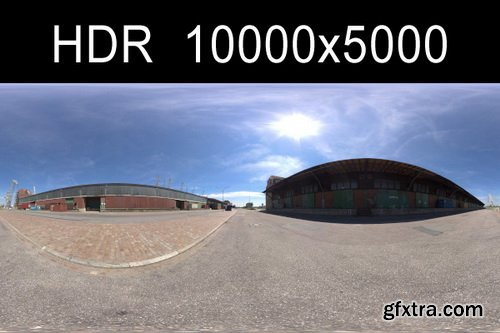 Hdri Hub - HDR Pack 003 Roads 99$