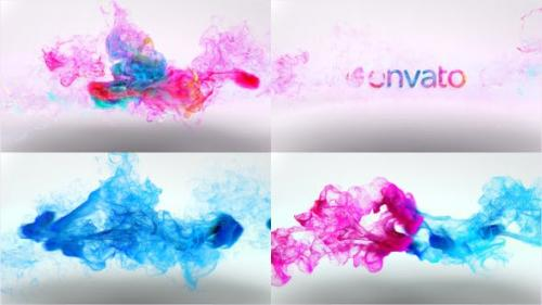Udemy - Colorful Particles Logo Reveal v3
