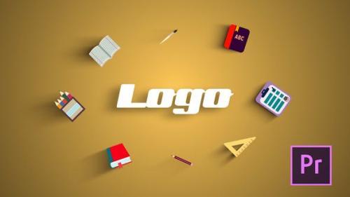 Udemy - School Logo Reveal