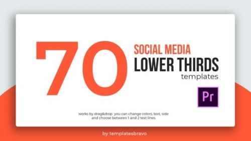 Udemy - Social Media Lower Thirds