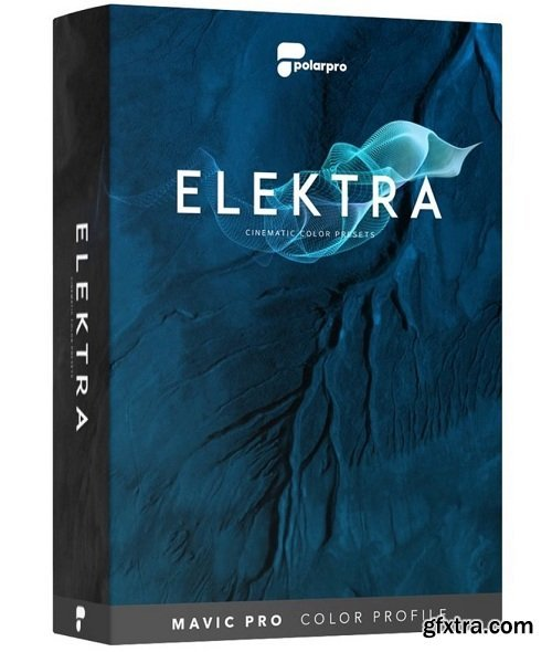 Elektra - Cinematic Color Presets LUTs (Win/Mac)