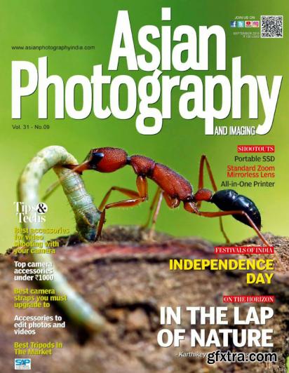 Asian Photography - September 2019