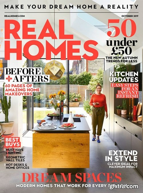 Real Homes - October 2019