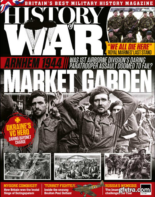 History of War - Issue 72 , 2019