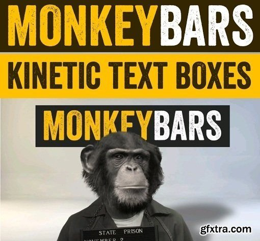 Aescripts MonkeyBars 1.06 for After Effects