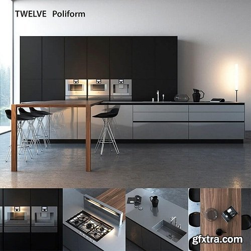 Kitchen Twelve Polifrom