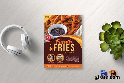 Food Flyer Vol 9