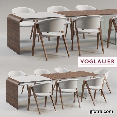 Table and chair Voglauer Spirit